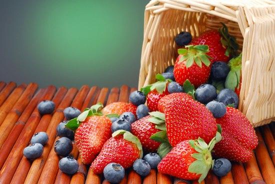 ผักผลไม้เสริมพลัง ก่อนออกกำลังกาย